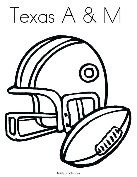468x605 Texas Symbols Coloring Pages Coloring Page Coloring Sheet Football
