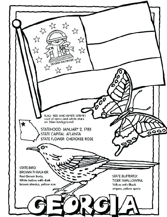 586x762 United States Coloring Page Daily Coloring Pages Coloring Page