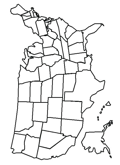 509x700 Us Map Coloring Page As Well As State Coloring Pages State