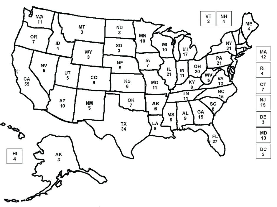 940x702 Us Map Coloring Page For Kids Us Map Coloring Page For Kids