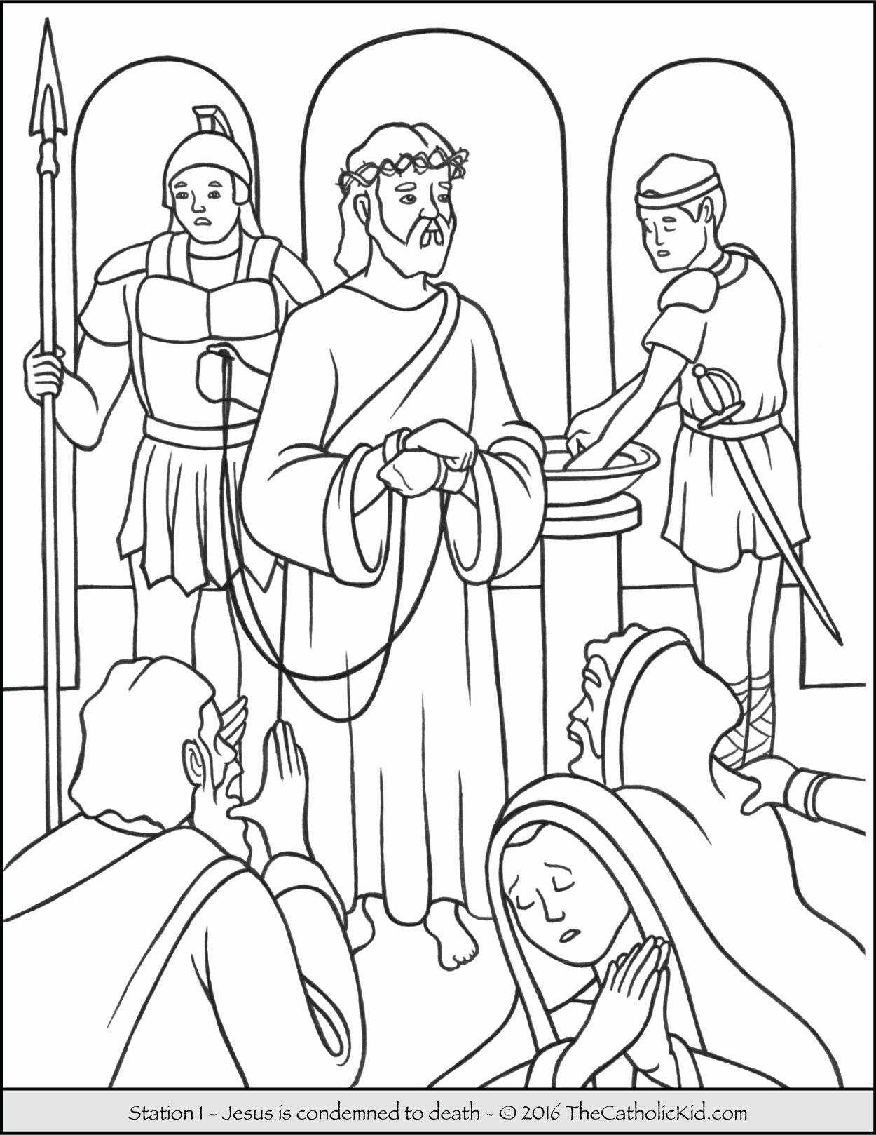 1250x1618 Coloring Pages Jesus Died On The Cross Pics Stations Of The Cross