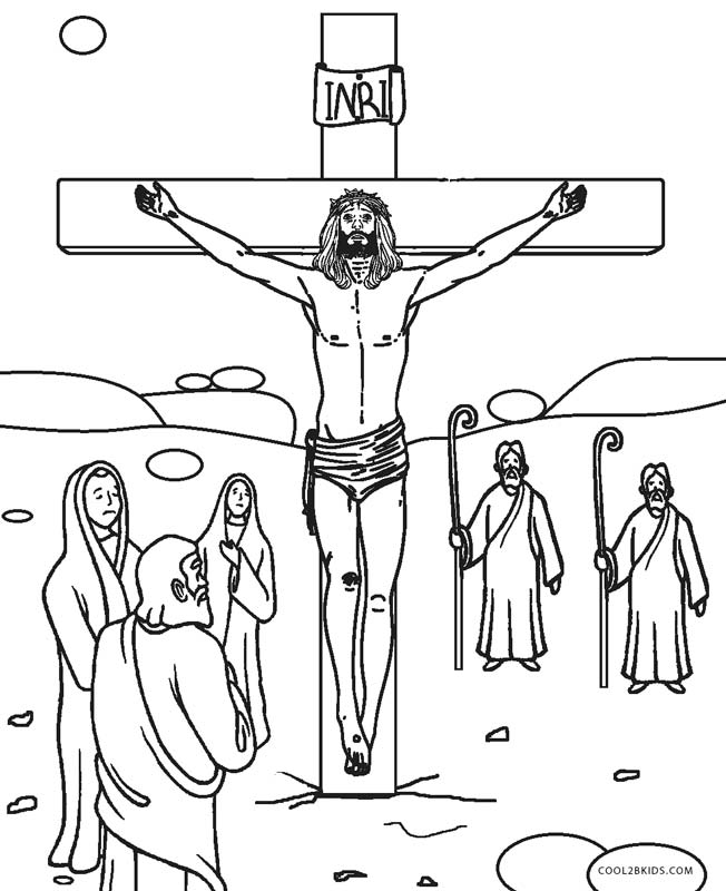 652x800 Free Printable Cross Coloring Pages For Kids