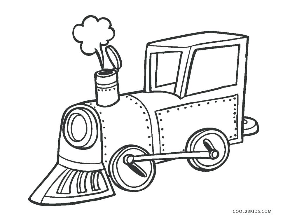 970x764 Steam Engine Coloring Pages Train Coloring Pages For Toddlers