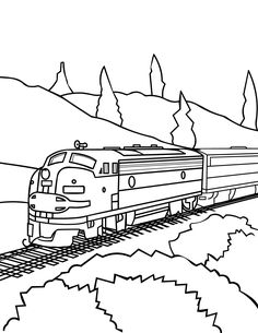 236x305 Steam Train Coloring Pages Coloring Pages
