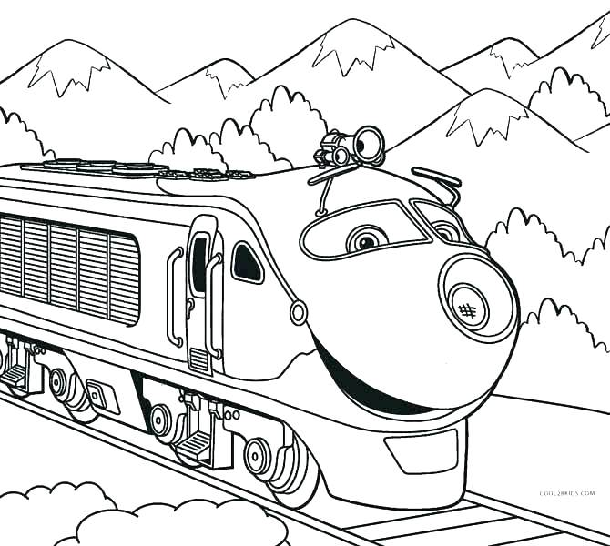 670x600 Free Printable Thomas The Train Valentines Trains Coloring Pages