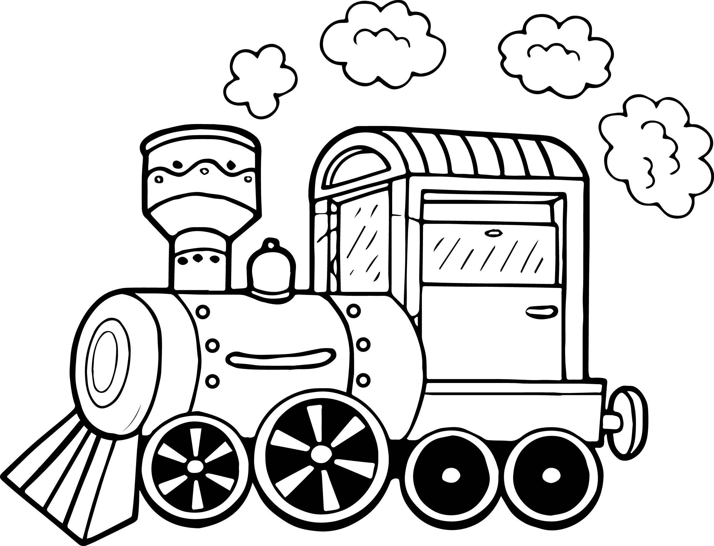 2456x1879 Amazing Old Steam Locomotive Engine Coloring Pages Hellokidscom
