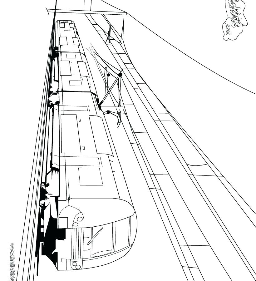 820x900 Train Coloring Pages Train Coloring Pages For Kids Free Train