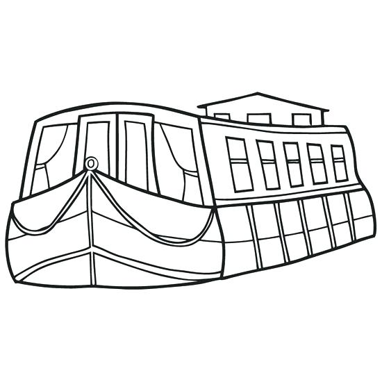 550x550 Steamboat Coloring Page Fishing Boat Coloring Pages Plain Fish