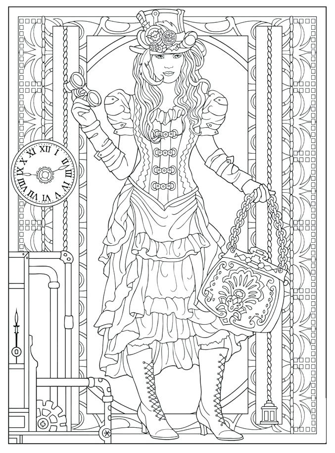 677x914 Dover Publications Coloring Pages Welcome To Publications
