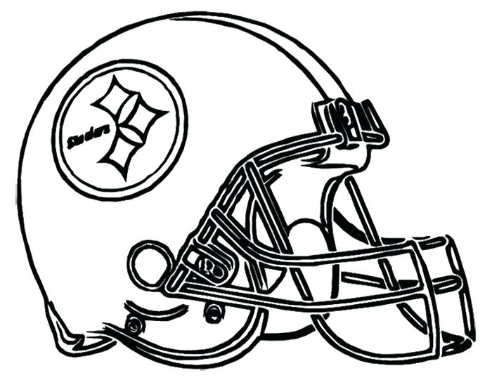 700x541 Steelers Coloring Pages Coloring Pages Click To See Printable