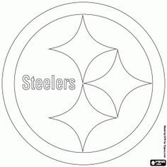 236x236 Free Coloring Pages Pittsburgh Steelers Coloring Pages Football