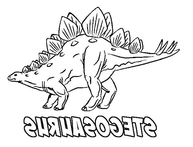 614x468 Stegosaurus Coloring Ing Stegosaurus Coloring Pages Printable