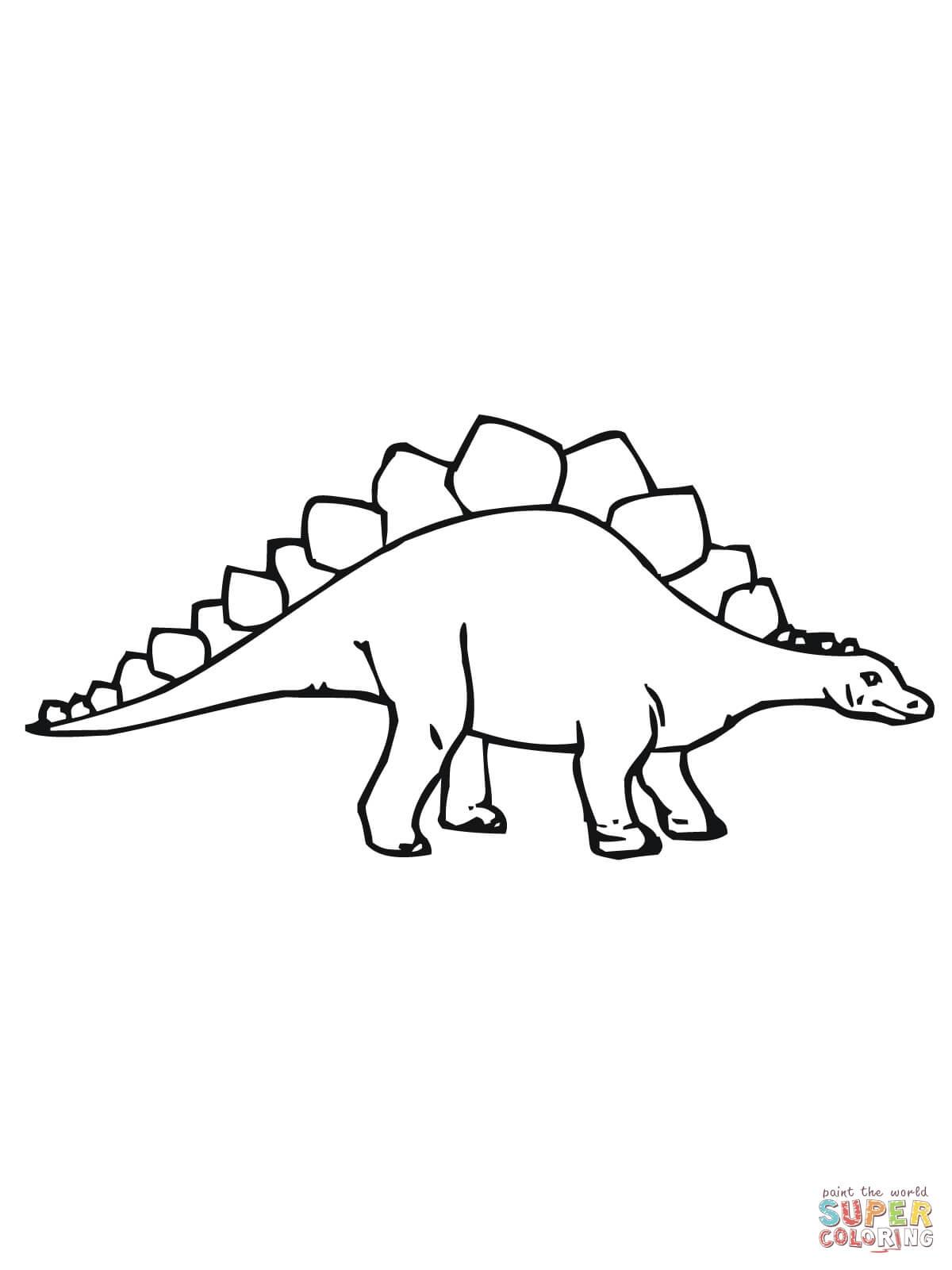 1200x1600 Stegosaurus Coloring Page Inspirational Printable Stegosaurus