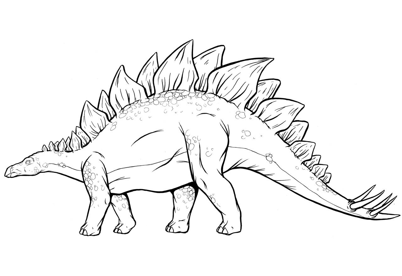 1280x880 Stegosaurus Coloring Page Unique Stegosaurus Coloring Pages Logo