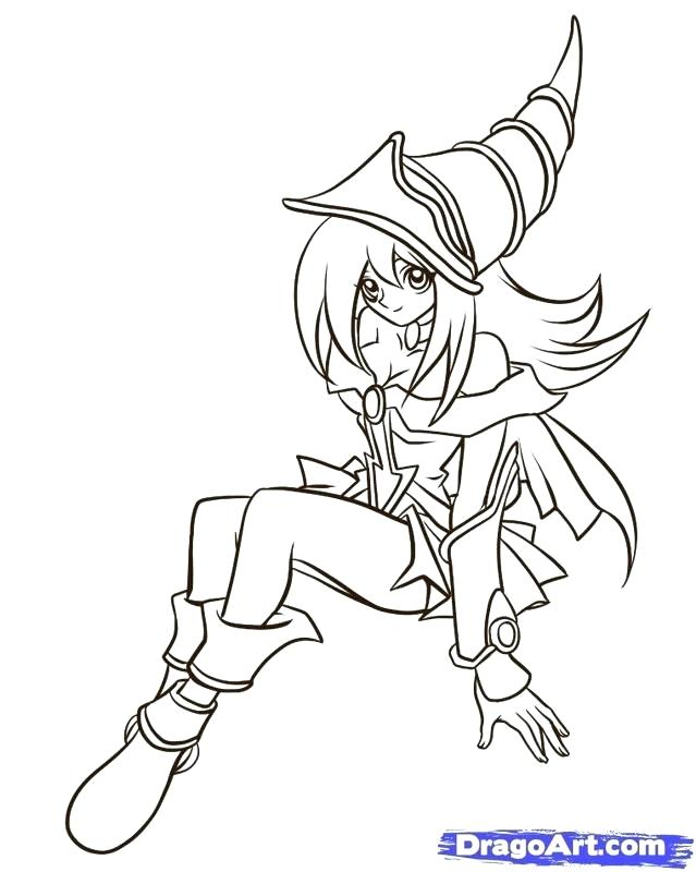 639x800 Yugioh Coloring Page Rl Drawings Oh Anime Art Kids Colouring Adult