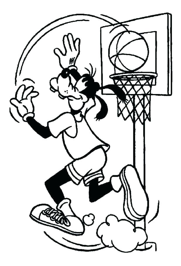 618x908 Basketball Coloring Pages Curry Basketball Shoes Coloring Pages