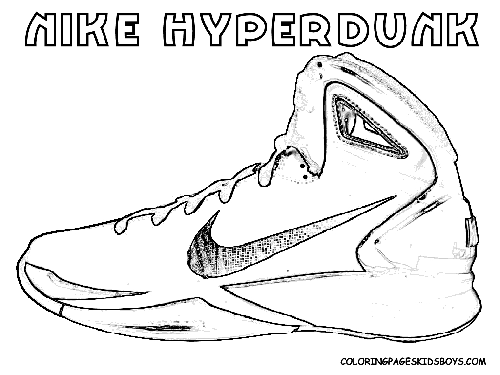 1024x768 Carmelo Anthony Coloring Pages Shoes Page On Basketball