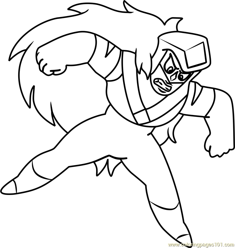 Steven Universe Coloring Pages