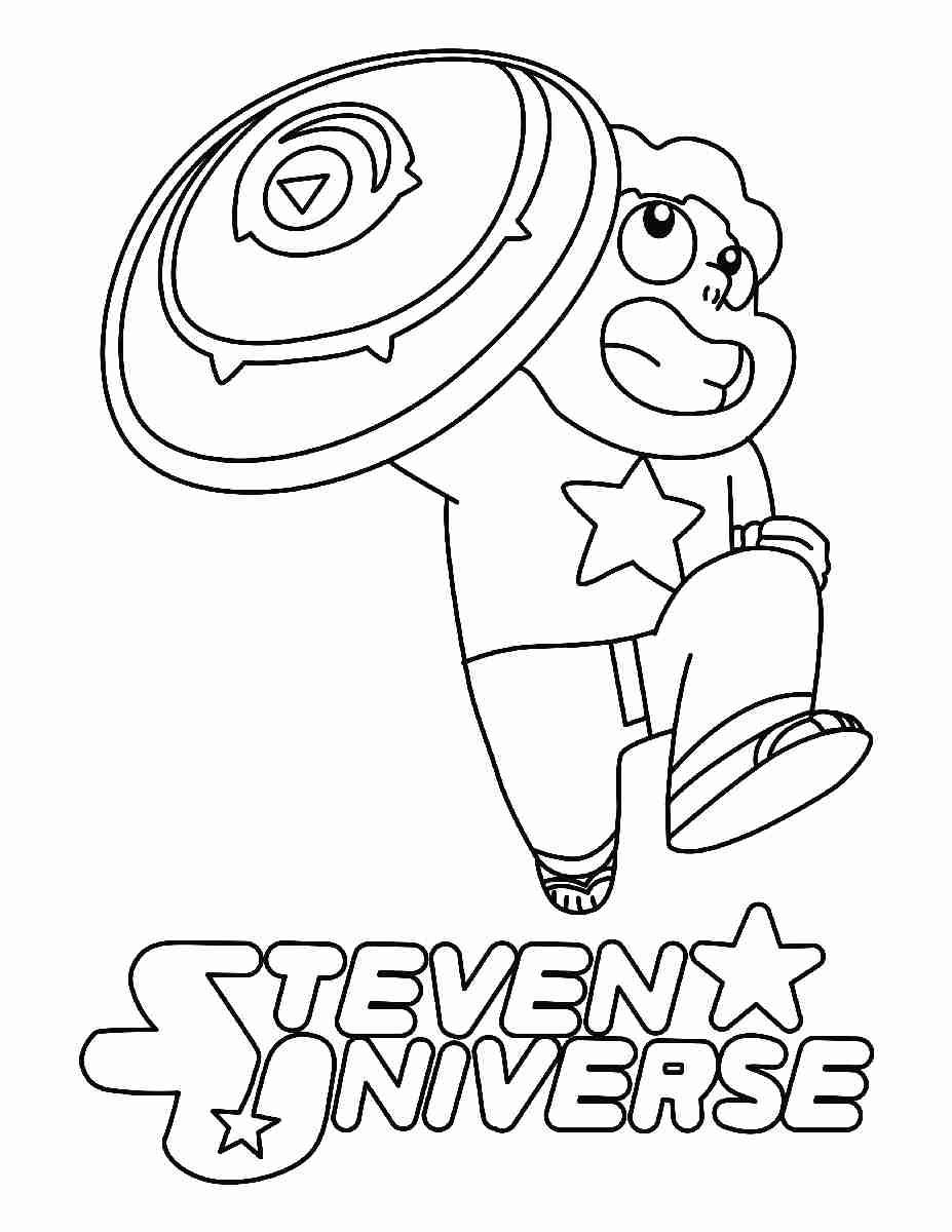 927x1200 Steven Universe Coloring Pages Endearing Enchanting Olegratiy