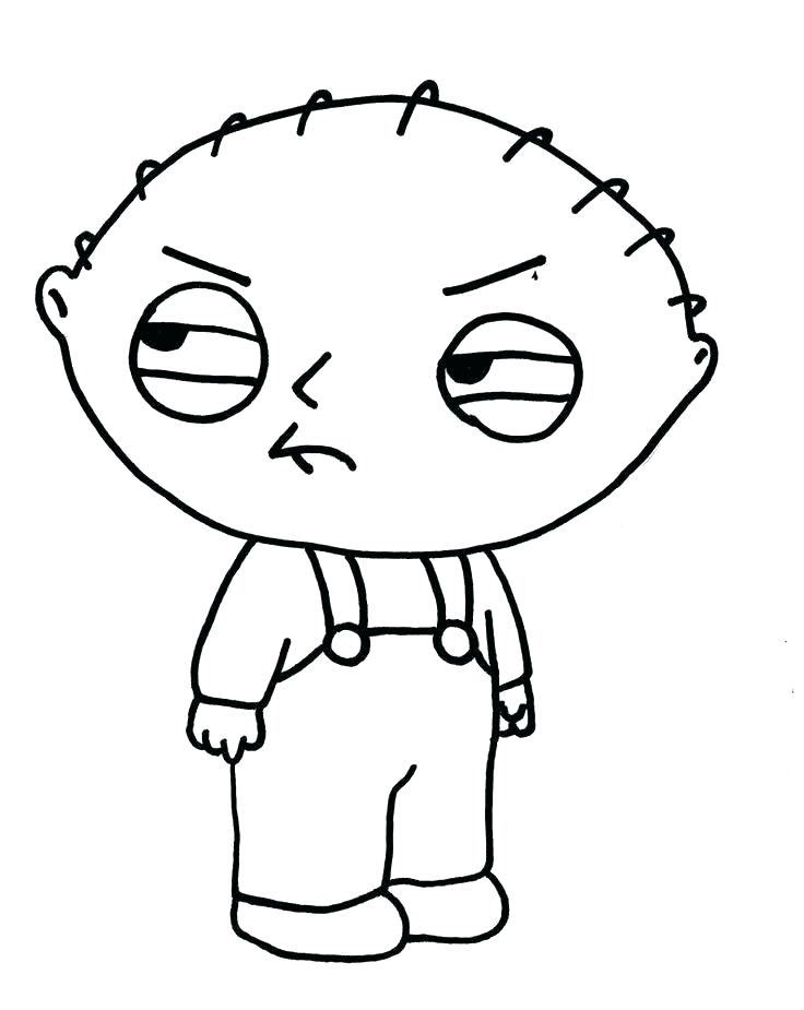 736x925 Stewie Coloring Pages Family Guy Coloring Pages Griffin Printable