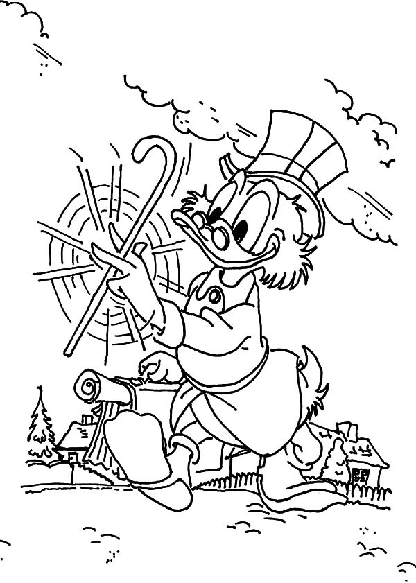 600x841 Disney Duck Tales Coloring Pages Coloring Pages