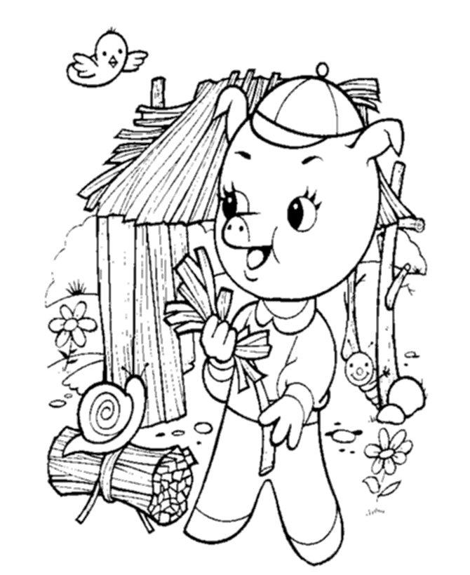 670x820 Bluebonkers Pigs Coloring Sheets