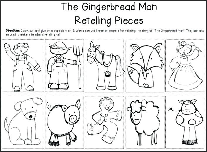 photograph relating to The Gingerbread Man Story Printable known as The excellent totally free Gingerbread coloring web site photos. Obtain