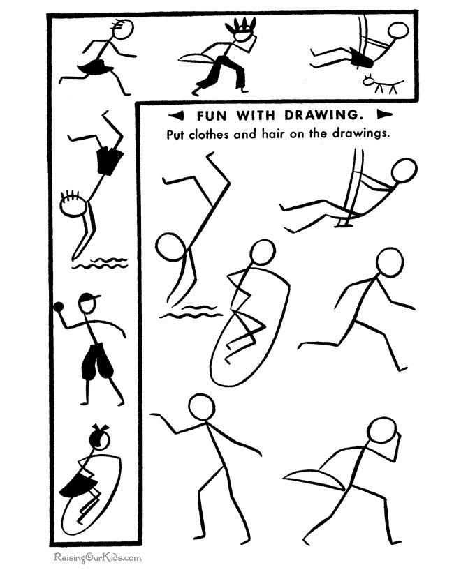 670x820 Stickman Drawing Ideas Elegant Best Stick Figures Images
