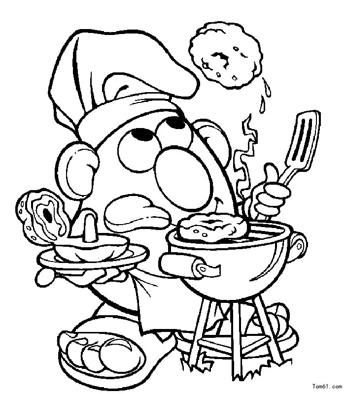 700x800 Stick Figure Coloring Pages