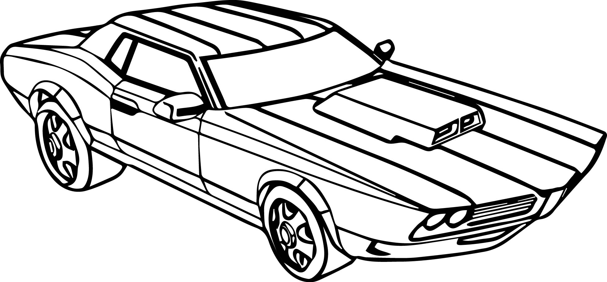 Stock Car Coloring Pages at GetDrawings com | Free for