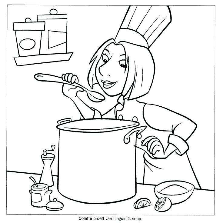 736x736 Amazing Soup Can Coloring Page For Taste The Flavors Of The Soup