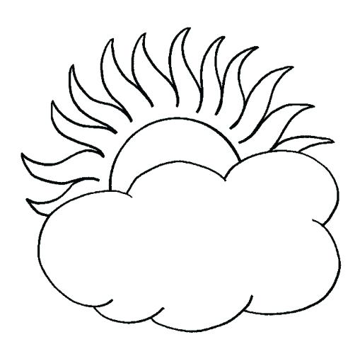 509x500 Sun Coloring Pages Medium Size Of Sun Coloring Page Summer Funny