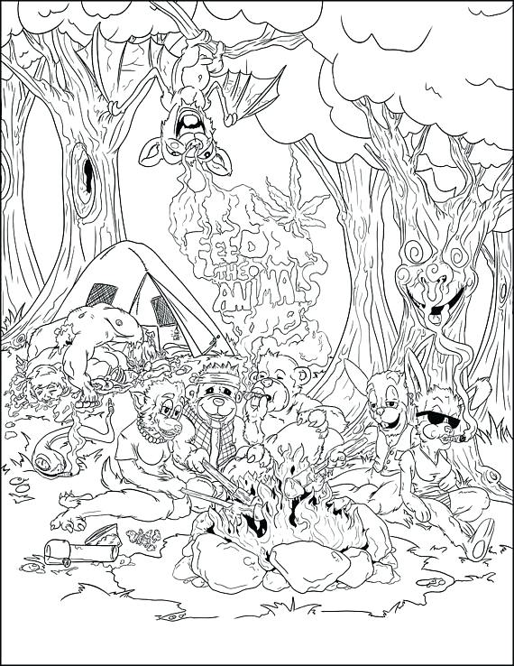 570x738 Stoner Coloring Pages Full Size Of Coloring Stoner Coloring Pages