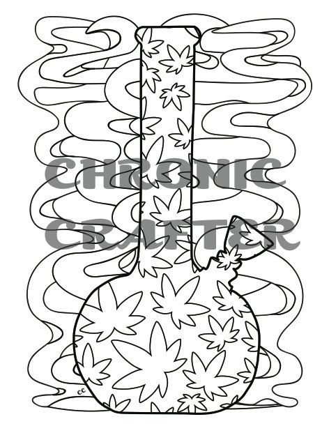 Stoner Coloring Pages at GetDrawings | Free download