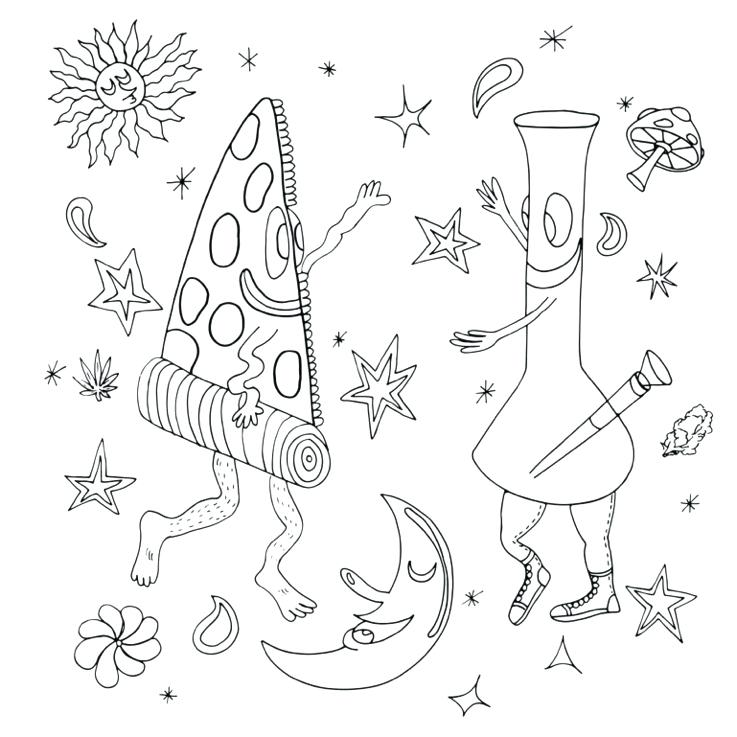 737x737 Stoner Coloring Pages The Stoners Coloring Book Cover A The Free