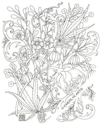 409x500 Stoner Coloring Pages The Stoners Coloring Book Cover A The Stoner