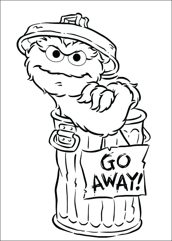 569x796 Traffic Light Coloring Pages