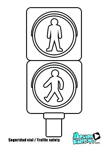 350x495 Stop Light Coloring Page Child Coloring Drawing Precious Moments