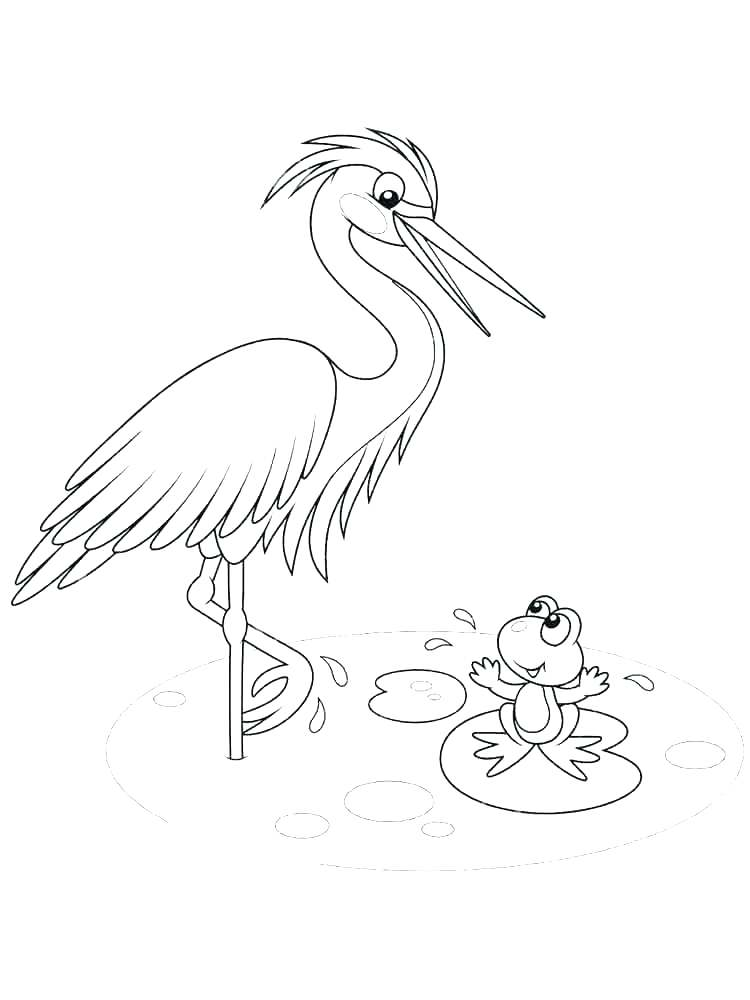 750x1000 Stork Coloring Pages Beautiful New Baby Coloring Pages For Stork