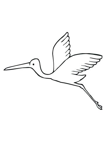360x480 Stork Coloring Pages Dumbo Coloring Pages Medium Size Of Dumbo