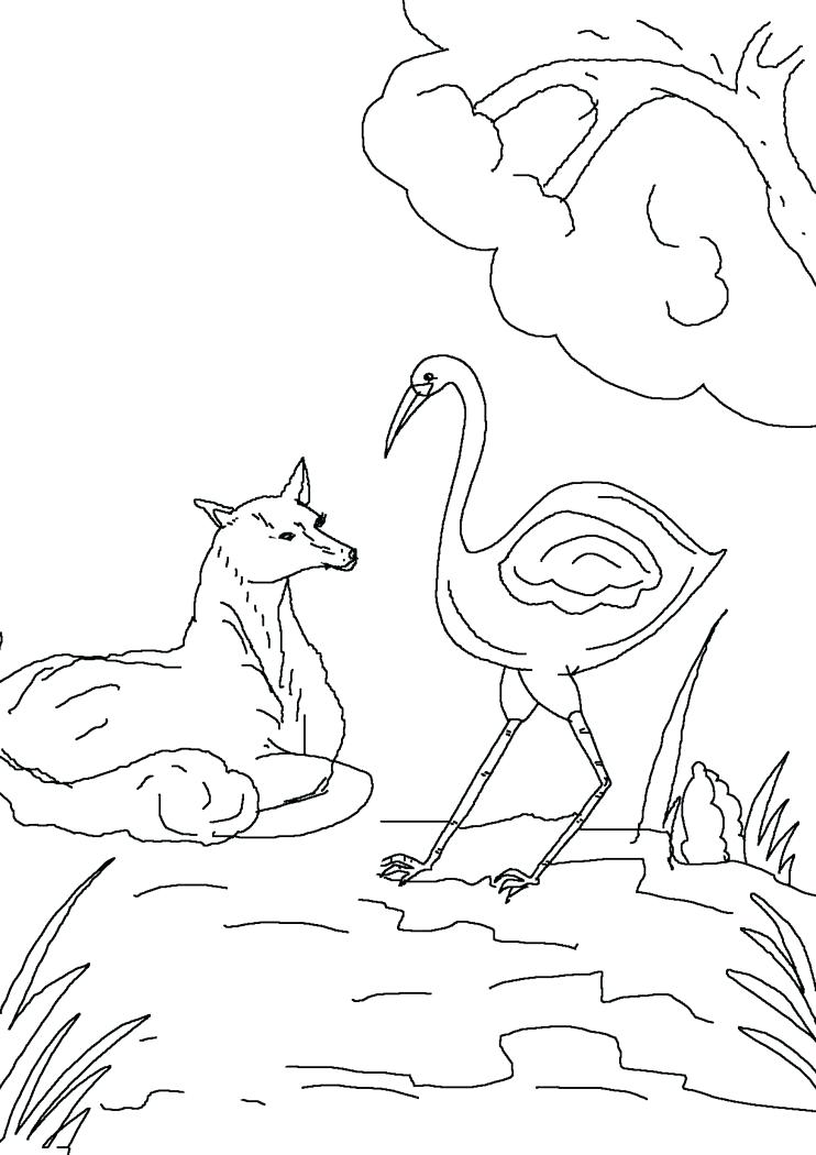 742x1050 Stork Coloring Pages Dumbo Coloring Pages Dumbo Coloring Page Best