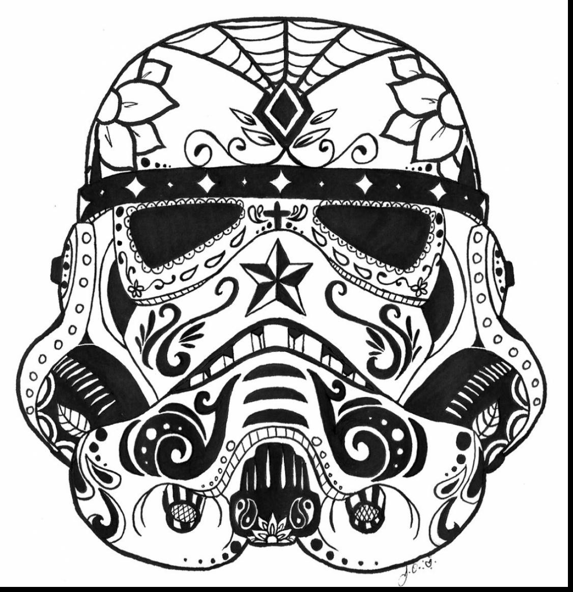 1126x1162 Star Wars Stormtrooper Coloring Pages Printable