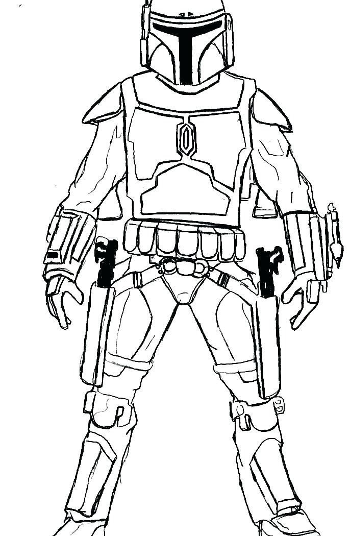 686x1050 Storm Trooper Coloring Pages Printable Con Google Cake Stuff