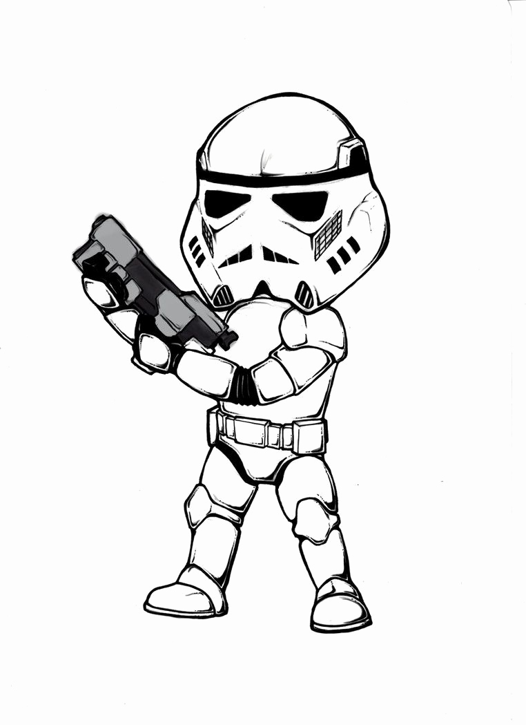 762x1049 Stormtrooper Coloring Page Images Star Wars Stormtrooper Coloring