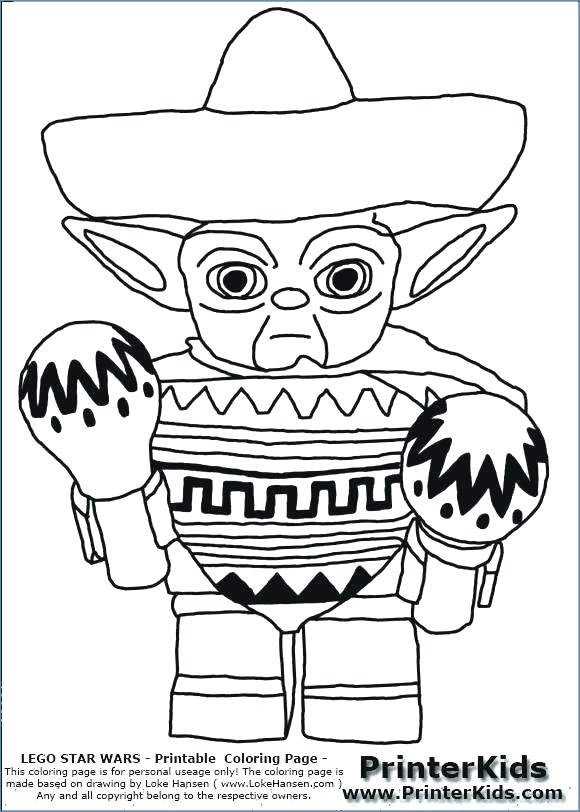 580x812 Easy Stormtrooper Star Wars Coloring Pages