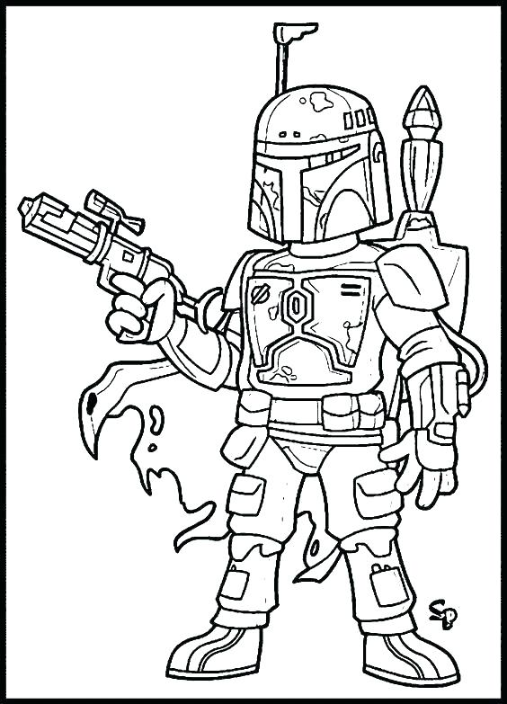 564x783 Storm Trooper Coloring Page Star Wars Solo Storm Trooper Coloring