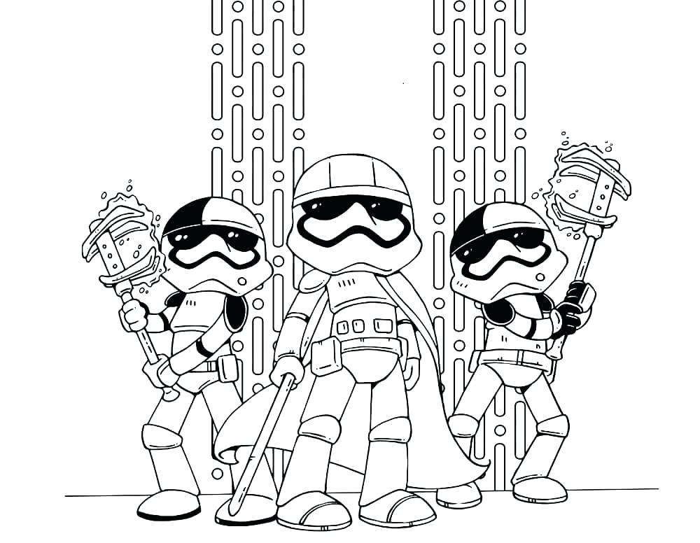1000x776 Storm Trooper Coloring Page Star Wars Solo Storm Trooper Coloring