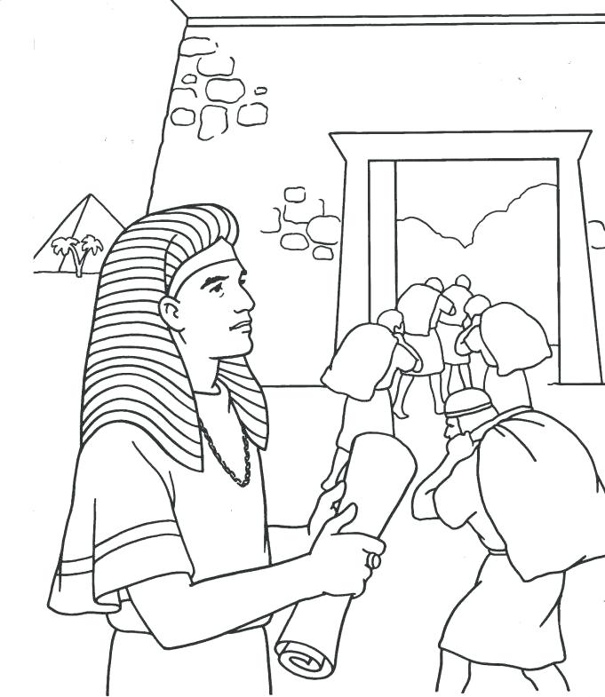 681x785 Joseph Bible Coloring Pages School Coloring Pages Free Free Bible