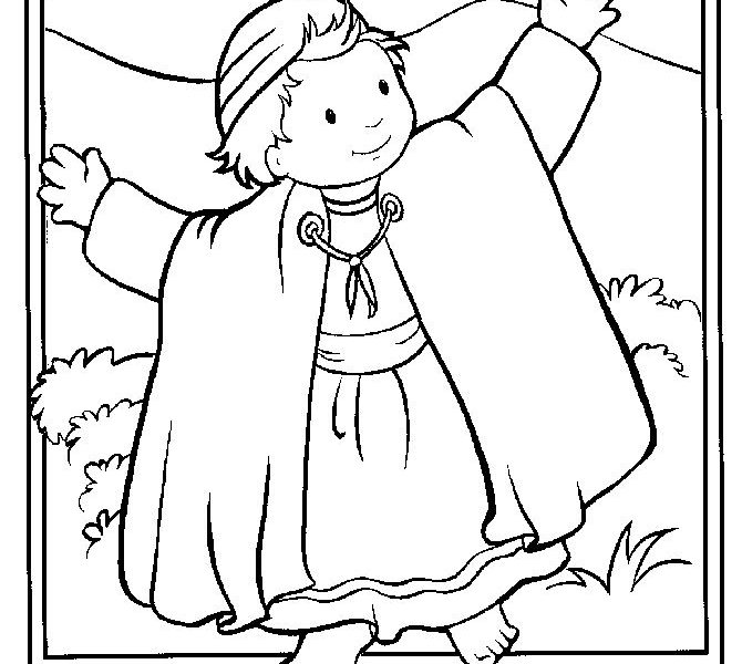670x600 Joseph Coloring Pages Download Coloring Pages Coloring Pages