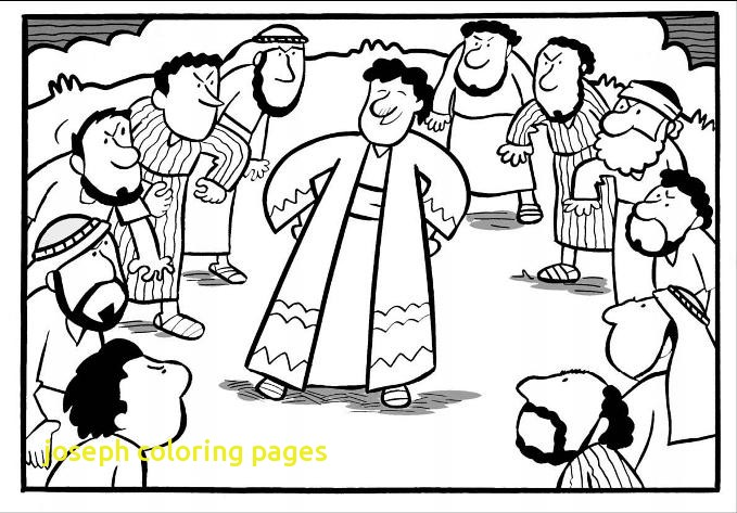 679x473 Joseph Coloring Pages With Bible Story Coloring Pages Joseph